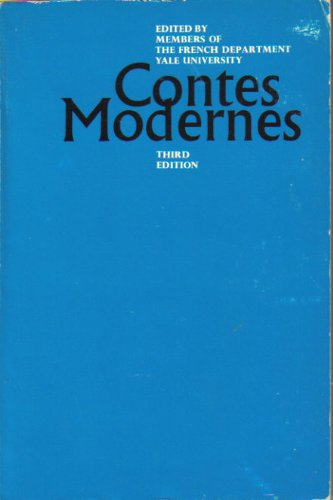 9780060473013: Contes Modernes (French and English Edition)