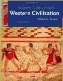 9780060473037: Civilizations of the West: The Human Adventure, Vol A : From Antiquity to 1500