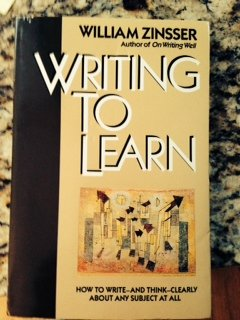9780060473983: Writing to Learn