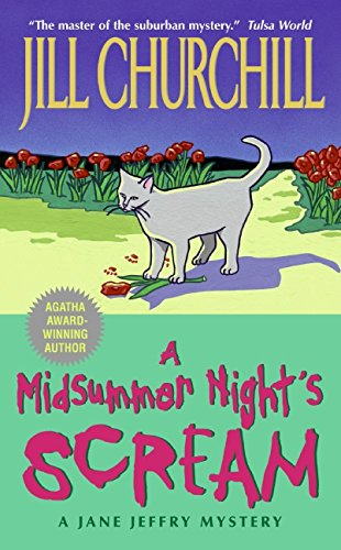9780060501006: A Midsummer Night's Scream (Jane Jeffry Mysteries)