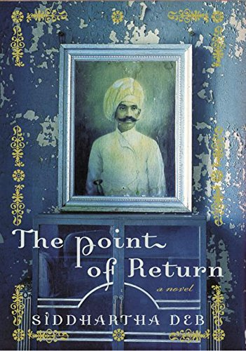 9780060501518: The Point of Return