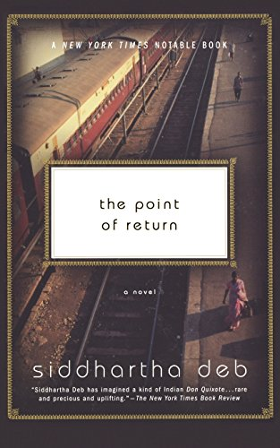 9780060501532: The Point of Return