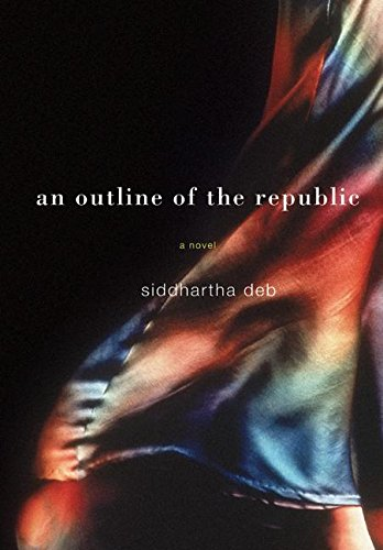 9780060501556: An Outline of the Republic: A Novel