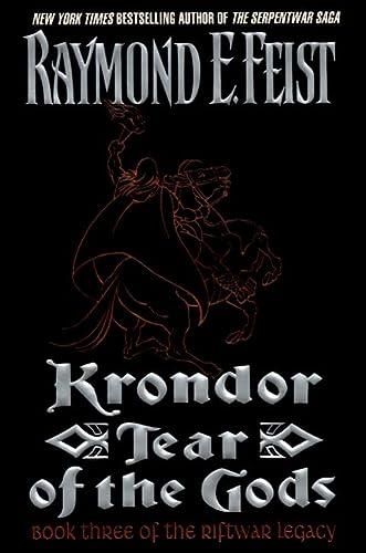 9780060501747: Krondor Tear of the Gods