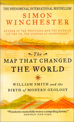 The Map That Changed the World (9780060501815) by Simon Winchester