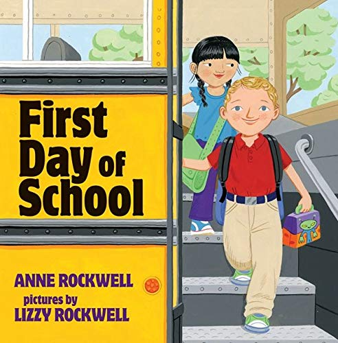 9780060501914: First Day of School