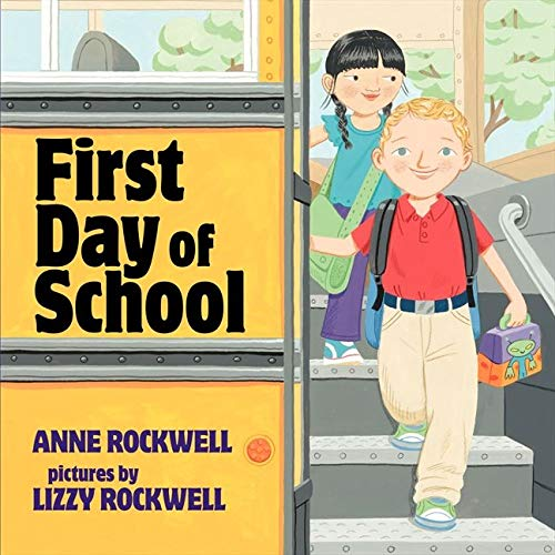9780060501938: First Day of School