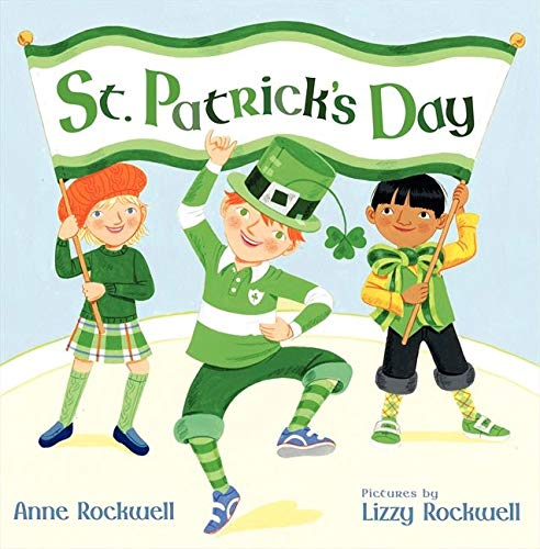 9780060501976: St. Patrick's Day