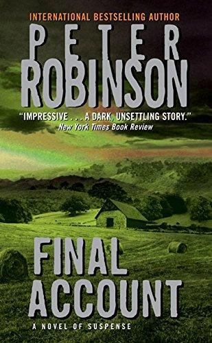 9780060502164: Final Account (Inspector Banks Novels)