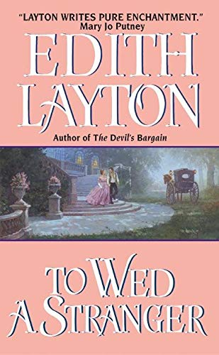 9780060502171: To Wed a Stranger (Avon Historical Romance)