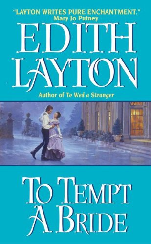 To Tempt a Bride (0060502185) by Layton, Edith