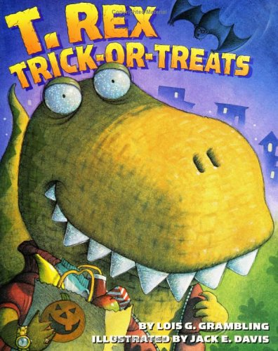 9780060502522: T. Rex Trick-Or-Treats