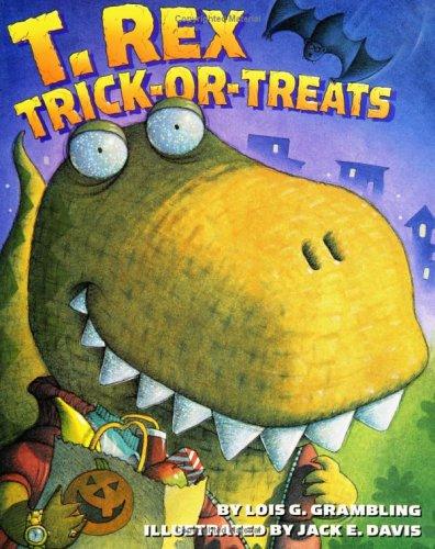 9780060502522: T. Rex Trick-or-Treats