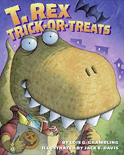 9780060502546: T. Rex Trick-or-Treats
