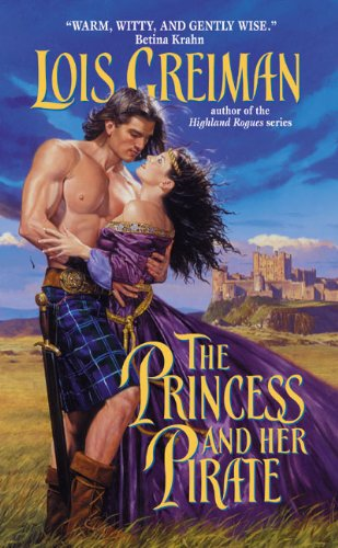 9780060502829: The Princess and Her Pirate