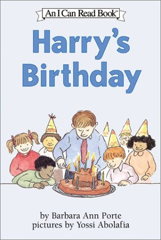 9780060503550: Harry's Birthday (I Can Read Book 2)