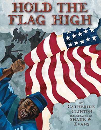 Hold the Flag High (0060504293) by Catherine Clinton