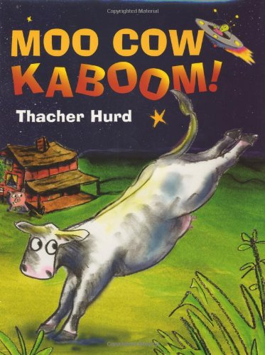9780060505011: Moo Cow Kaboom!