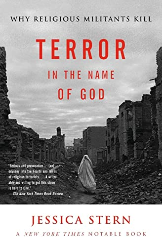 9780060505332: Terror in the Name of God: Why Religious Militants Kill