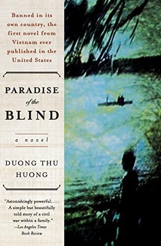 9780060505592: Paradise of the Blind: A Novel