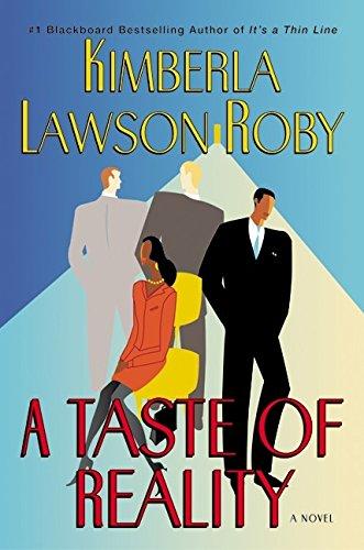 9780060505653: A Taste of Reality: A Novel