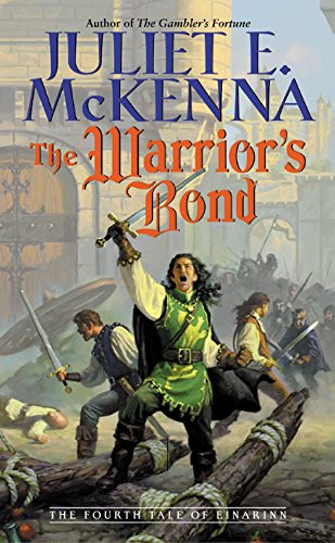 9780060505660: Warrior's Bond, The (Tale of Einarinn)