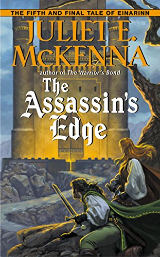 9780060505684: The Assassin's Edge: The Fifth and Final Tale of Einarinn