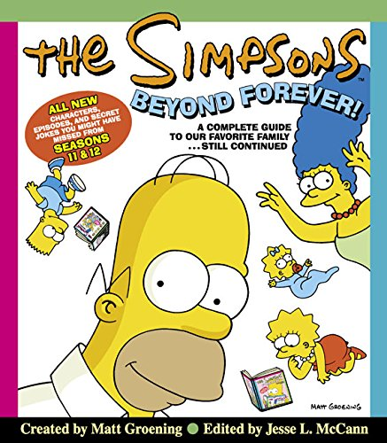9780060505929: The Simpsons Beyond Forever!: A Complete Guide to Our Favorite Family...Still Continued