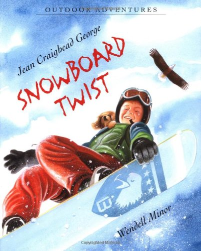 9780060505950: Snowboard Twist (Outdoor Adventures)