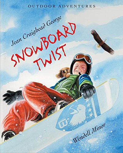 9780060505967: Snowboard Twist (Outdoor Adventures (Katherine Tegen Books))
