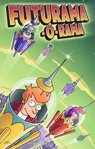 9780060505981: Futurama-O-Rama (Simpsons Futurama)