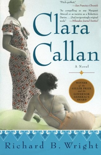 9780060506070: Clara Callan