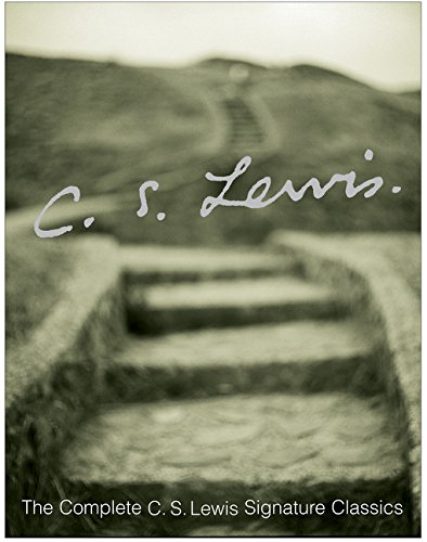 9780060506087: The Complete C.S. Lewis Signature Classics (Collected Letters of C.S. Lewis)