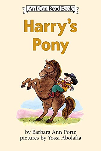 9780060506575: Harry's Pony (I Can Read Book 2)