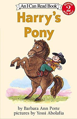 9780060506599: Harry's Pony (I Can Read Level 2)