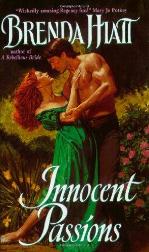 Innocent Passions: Brenda Hiatt