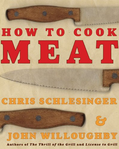 9780060507718: How to Cook Meat