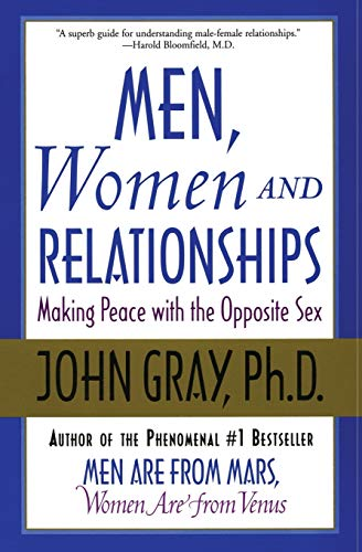 9780060507862: Men, Women and Relationships: Making Peace with the Opposite Sex