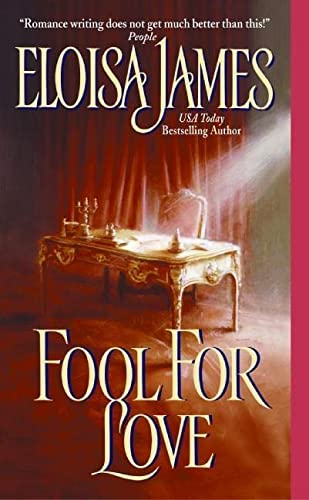9780060508111: Fool for Love (Duchess in Love)