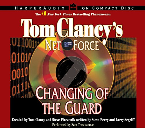 9780060508296: Tom Clancy's Net Force #8: Changing of the Guard CD