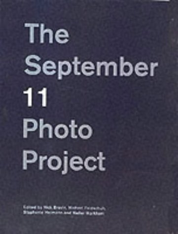 9780060508661: The September 11th Photo Project