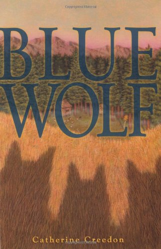 9780060508685: Blue Wolf (Julie Andrews Collection)