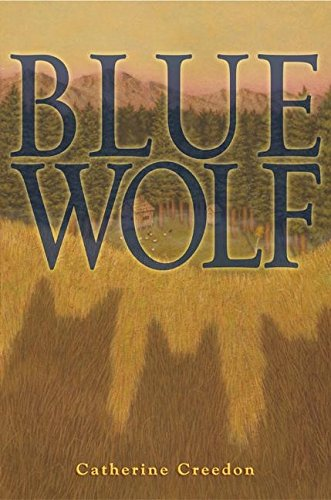 9780060508692: Blue Wolf (Julie Andrews Collection)