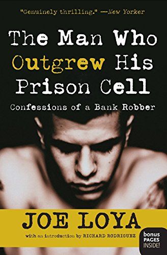 9780060508937: The Man Who Outgrew His Prison Cell: Confessions of a Bank Robber