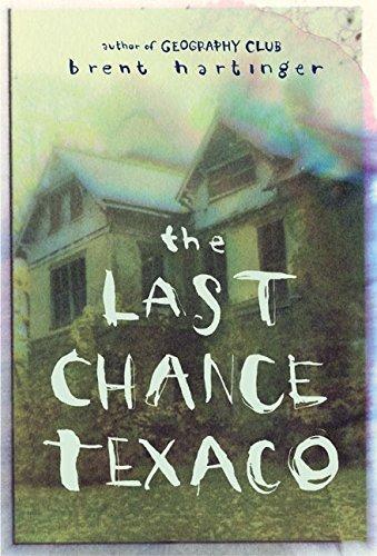 The Last Chance Texaco: Brent Hartinger