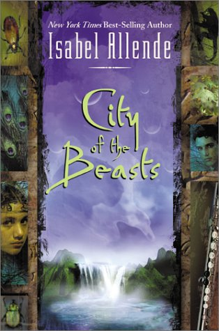 9780060509170: City of the Beasts