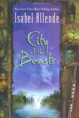 9780060509187: City of the Beasts