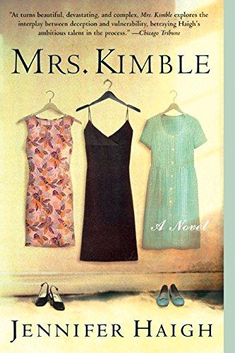 9780060509408: Mrs. Kimble: A Novel