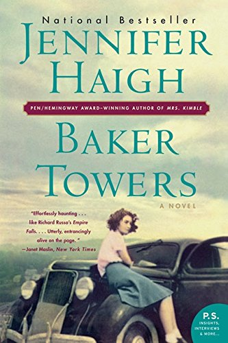 9780060509422: Baker Towers: A Novel
