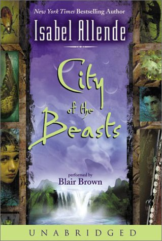 9780060510763: City of the Beasts